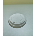 10/12/16/20 oz CPLA Compostable Plastic Coffee Cup Lids (1000/case)