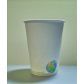 12 oz Biodegradable Compostable Paper Coffee Cups (1000/case)