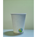 08 oz Biodegradable Compostable Paper Coffee Cups (1000/case)